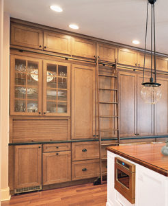 Wellborn Cabinets - Sonoma, Maple